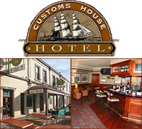 Customs House Hotel - Pubs Sydney