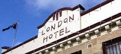 London Hotel and Restaurant - Pubs Sydney