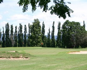 Aberdeen Golf Club - Pubs Sydney