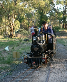 Jerilderie Steam Rail and Heritage Club Inc - Pubs Sydney