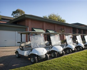 Country Club Tasmania Golf Course - Pubs Sydney