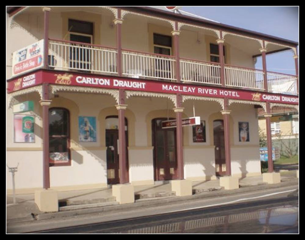 Macleay River Hotel - Pubs Sydney