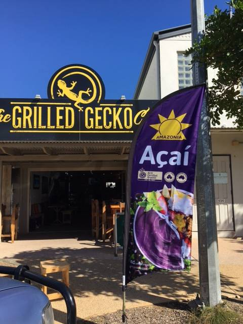 The Grilled Gecko Cafe - Pubs Sydney