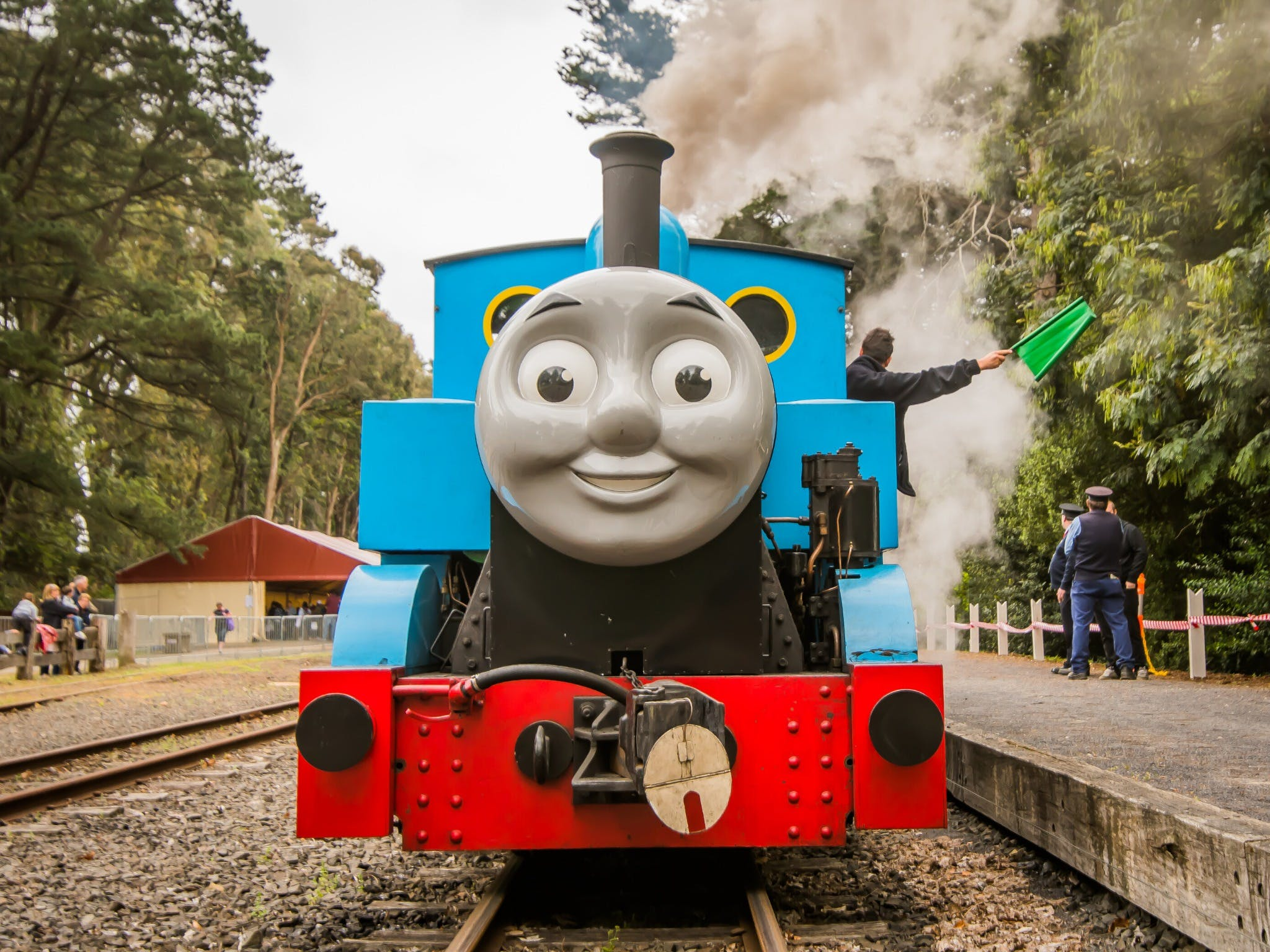 Day out with Thomas at Puffing Billy - Pubs Sydney