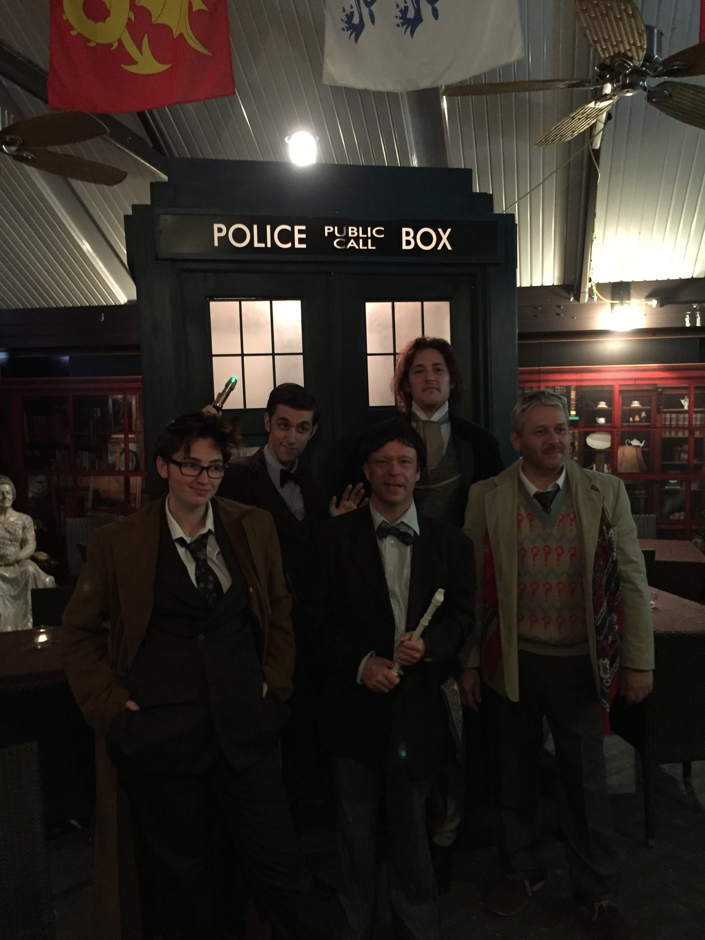 Dr Who Quiz Night - Pubs Sydney