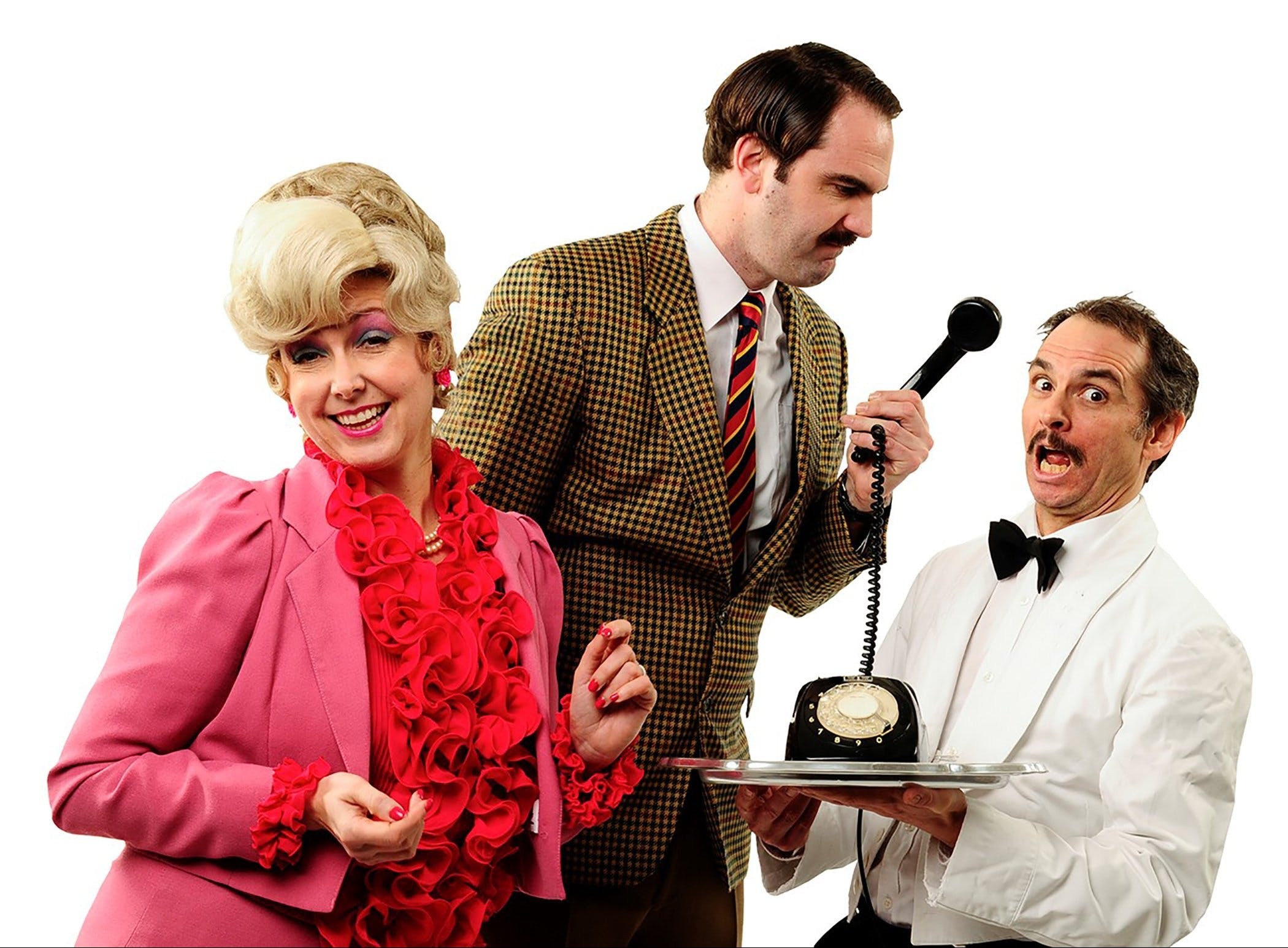Faulty Towers - The Dining Experience at CountryPlace Hotel - Pubs Sydney