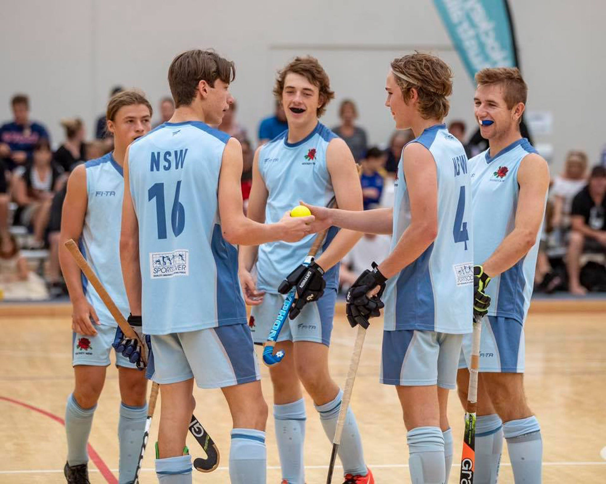 Hockey NSW Indoor State Championship  Open Men - Pubs Sydney