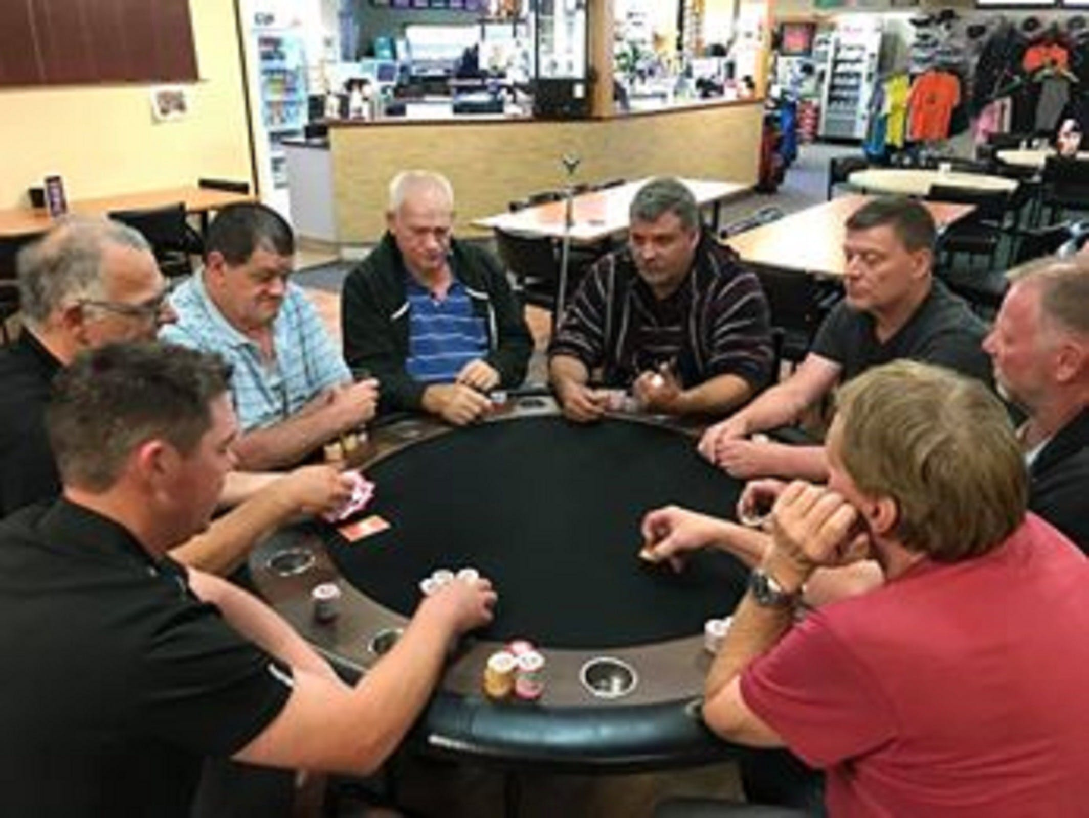 Numurkah Golf and Bowls Club - Poker Wednesday - Pubs Sydney