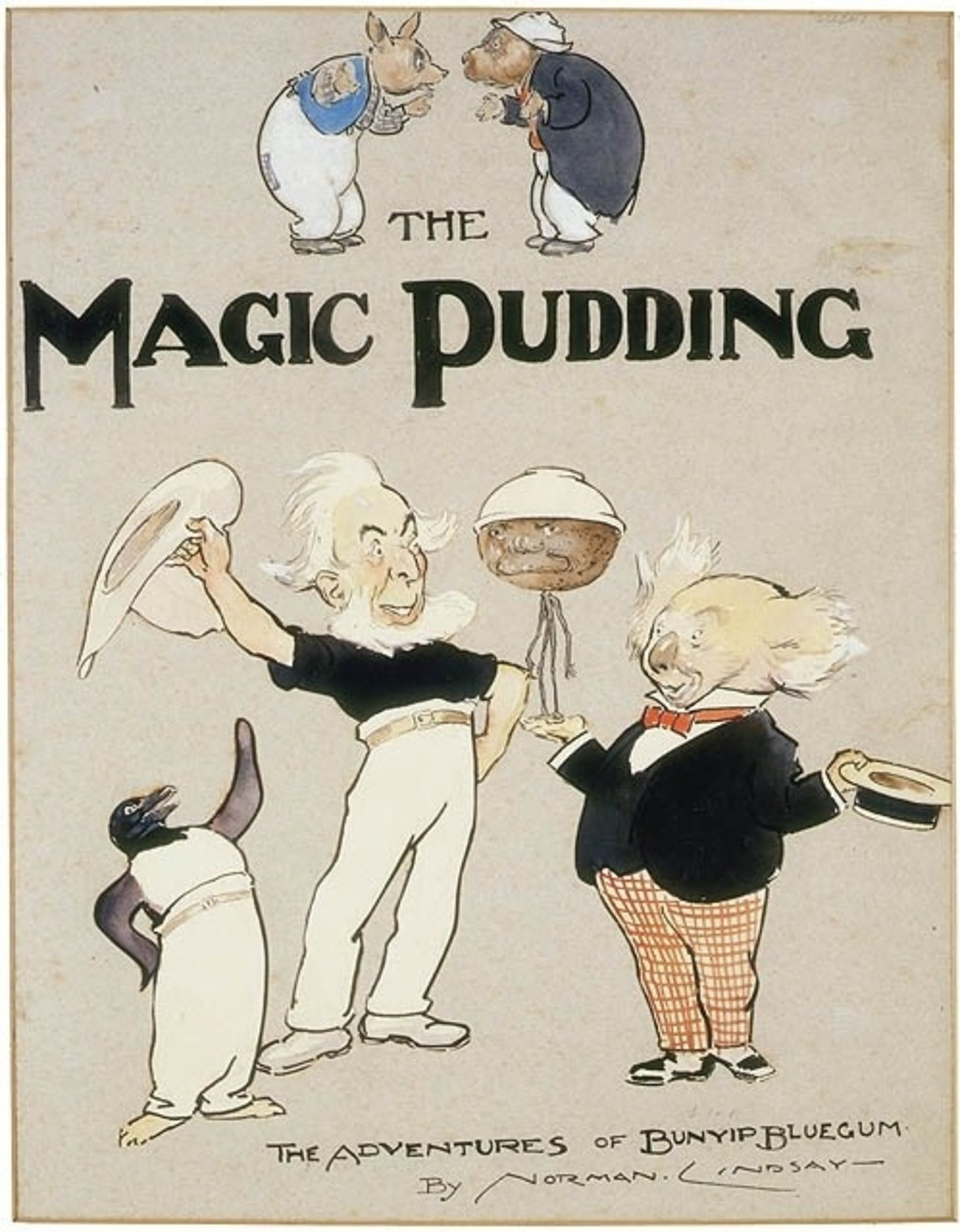 Puddin' Day at Norman Lindsay Gallery - Pubs Sydney