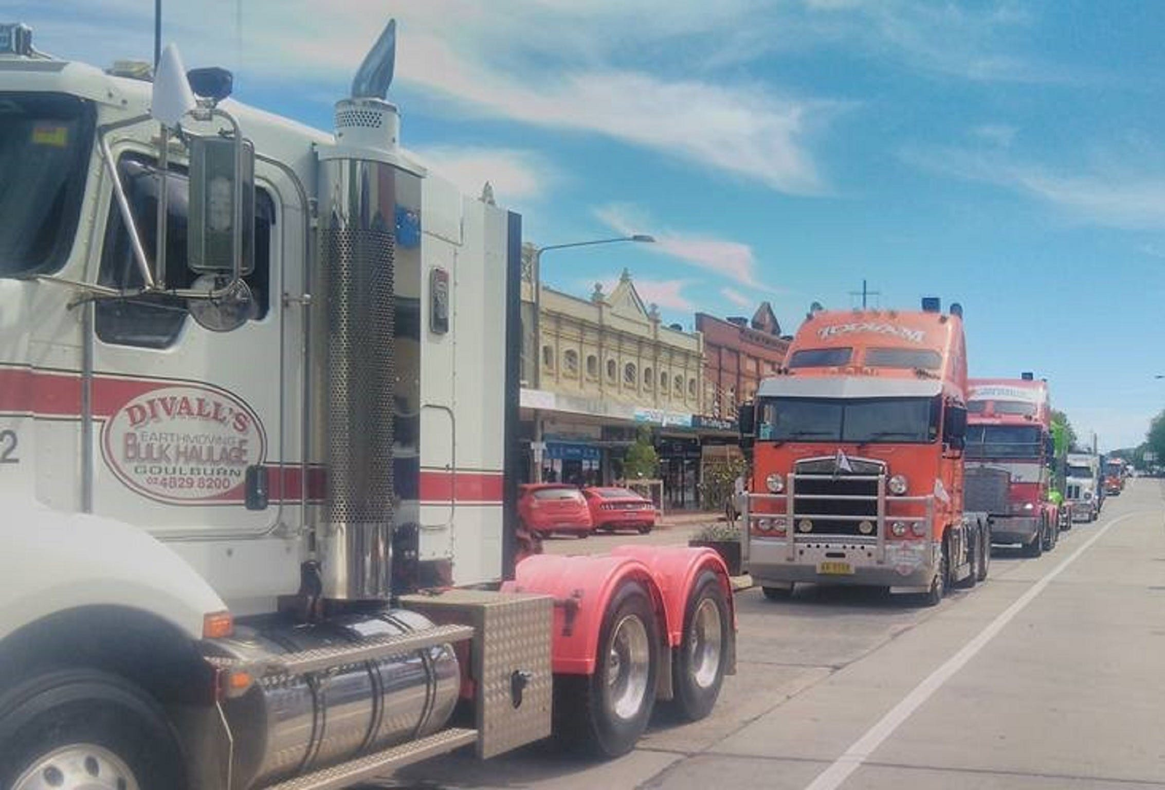 Convoy For Kids Goulburn - Pubs Sydney