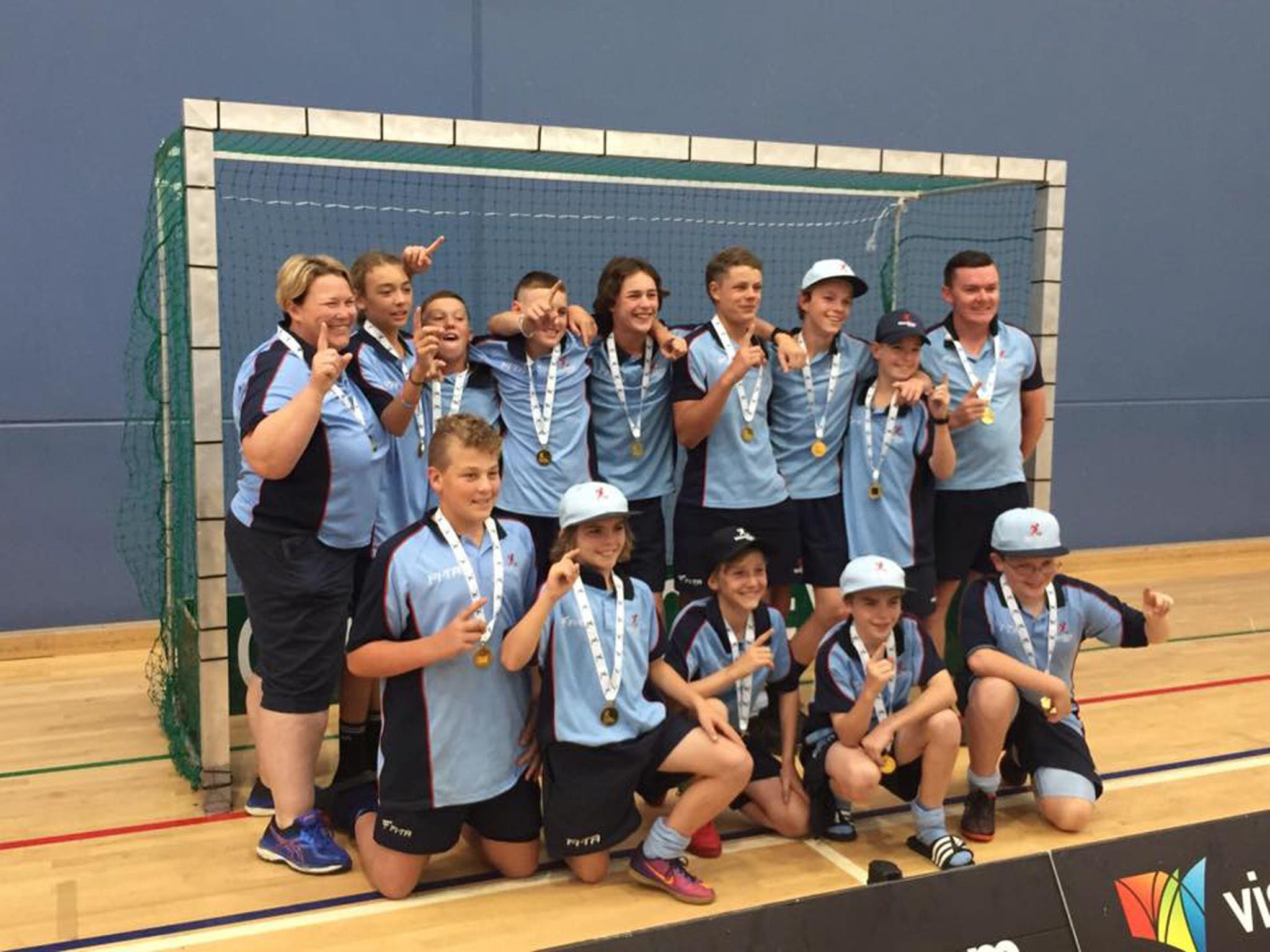 Hockey NSW Indoor State Championship  Under 18 Boys - Pubs Sydney