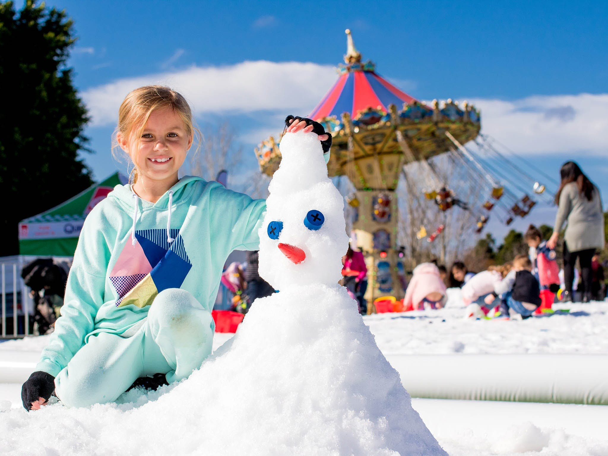 Snow Time in the Garden - Hunter Valley Gardens - Cancelled - Pubs Sydney
