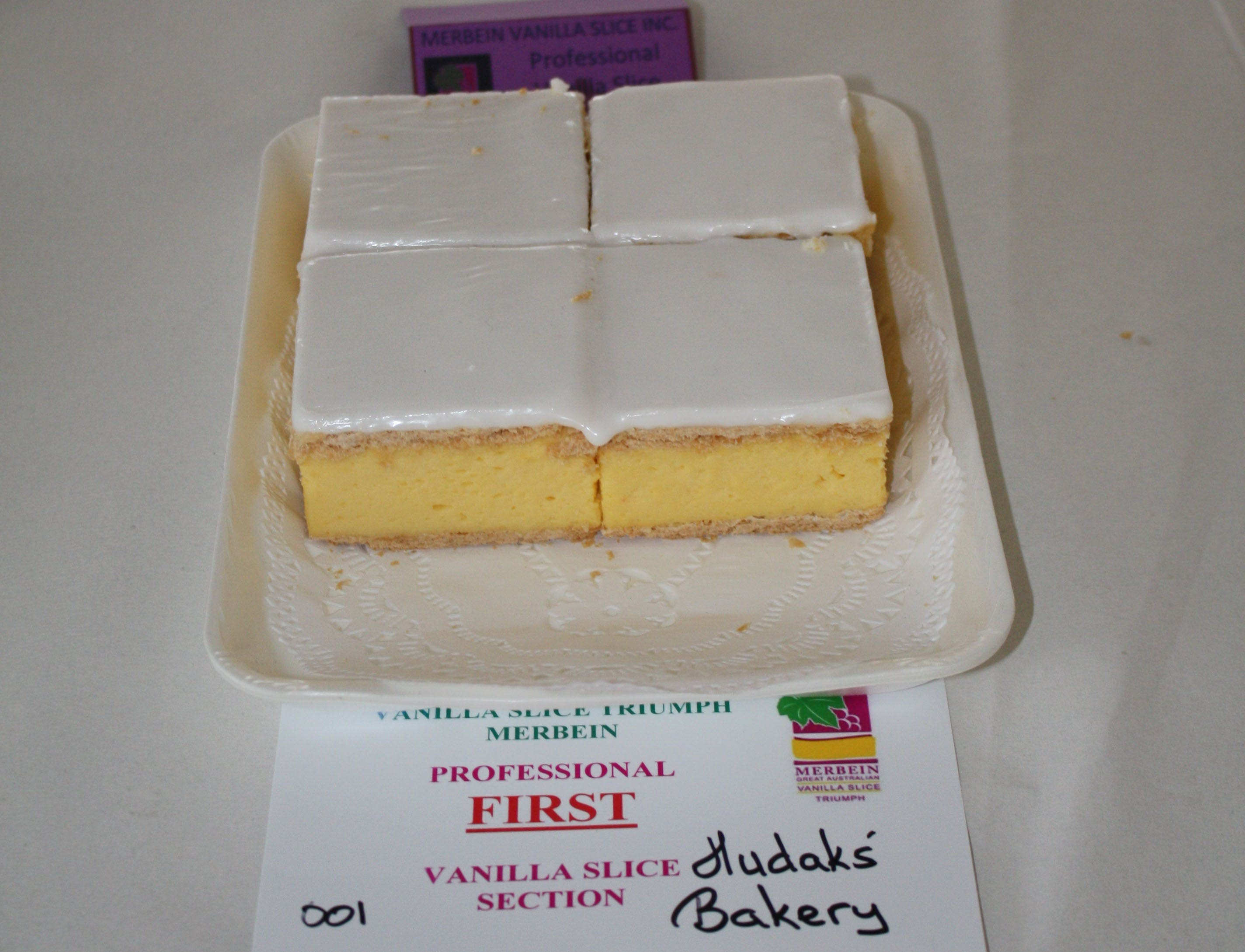 The Great Australian Vanilla Slice Triumph - Pubs Sydney