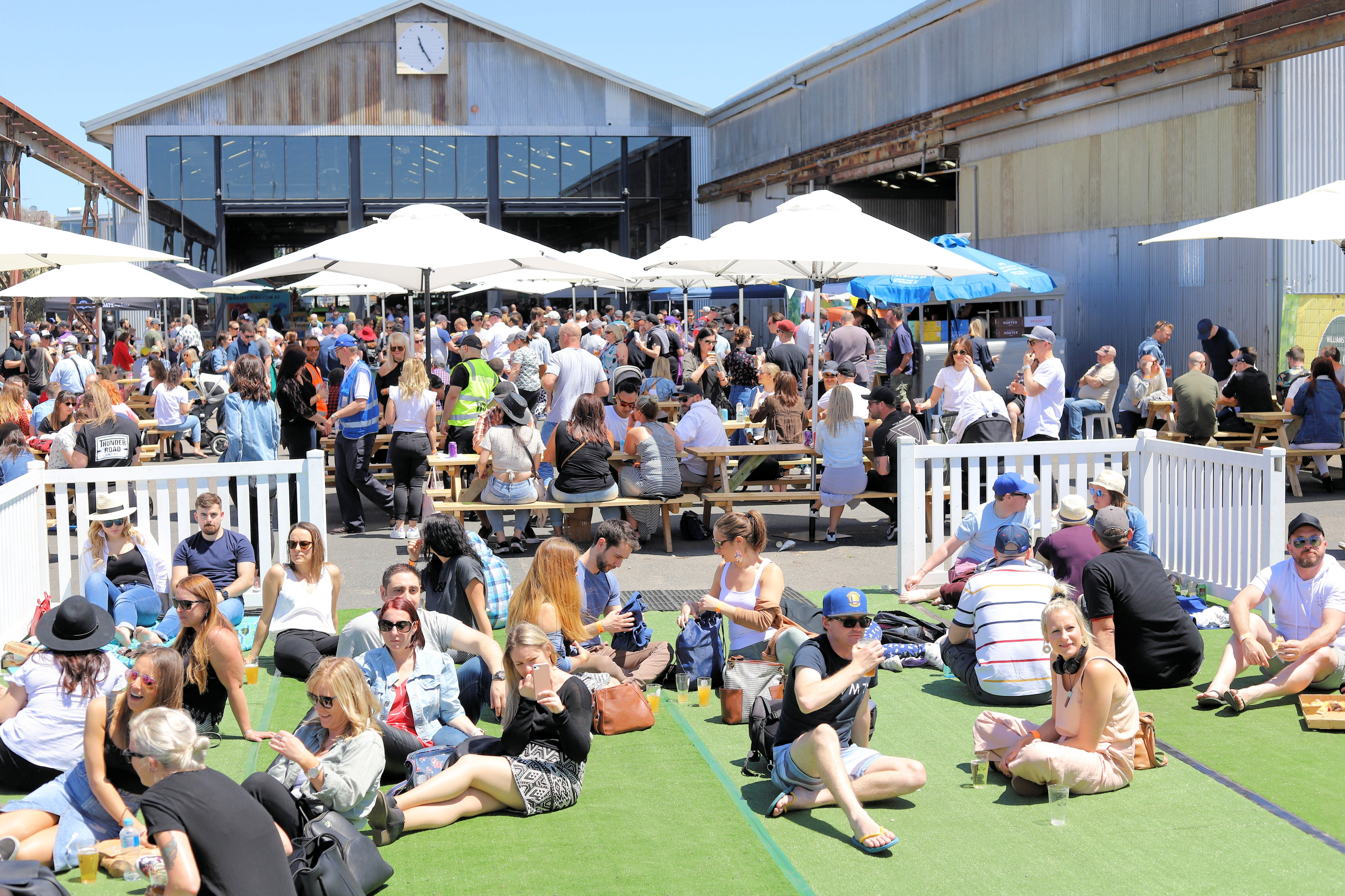 Williamstown Heritage Beer and Cider Festival - Pubs Sydney