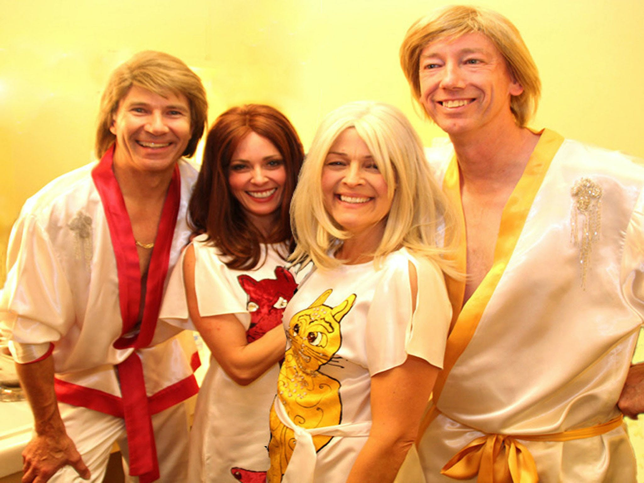 ABBA Gold Tribute Show - Pubs Sydney