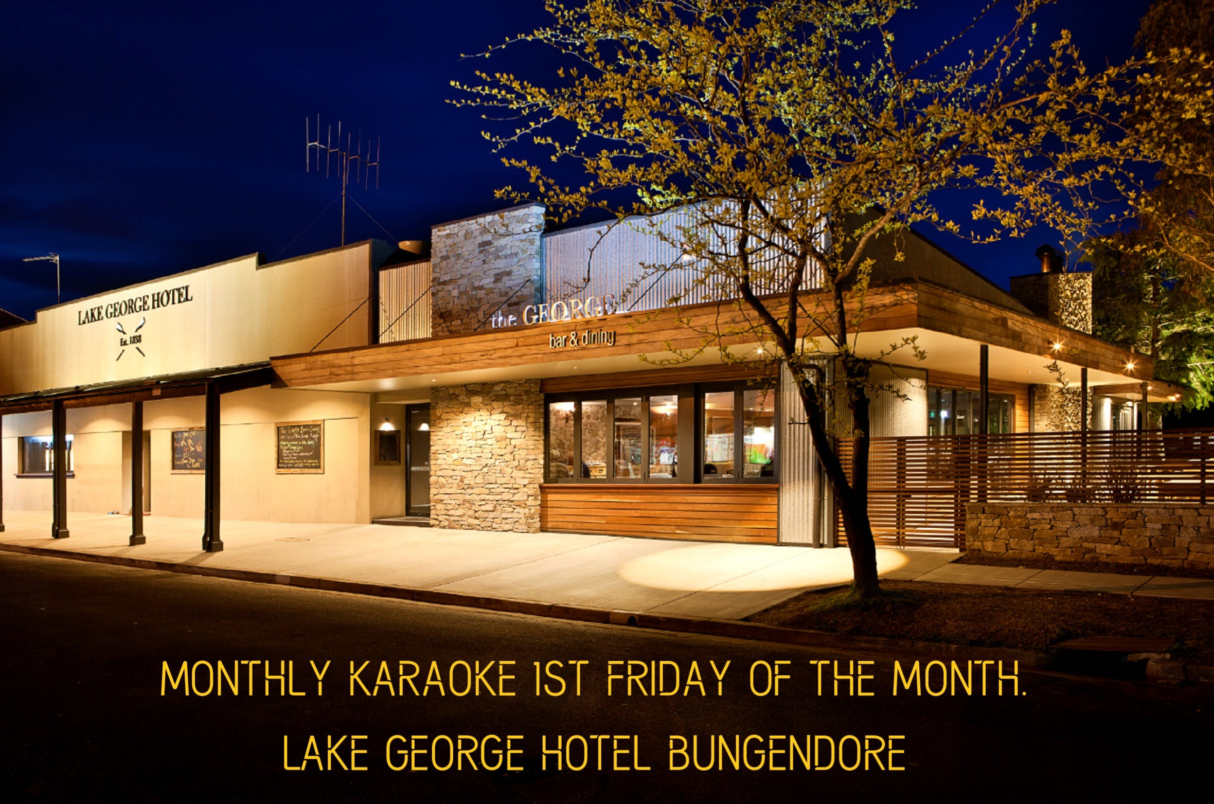 Monthly Karaoke - Pubs Sydney