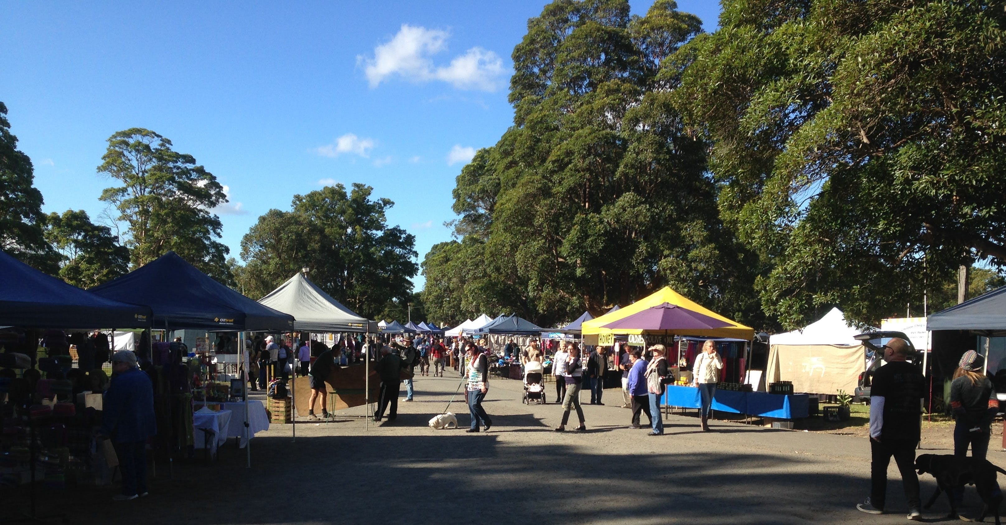 The Berry Markets - Pubs Sydney