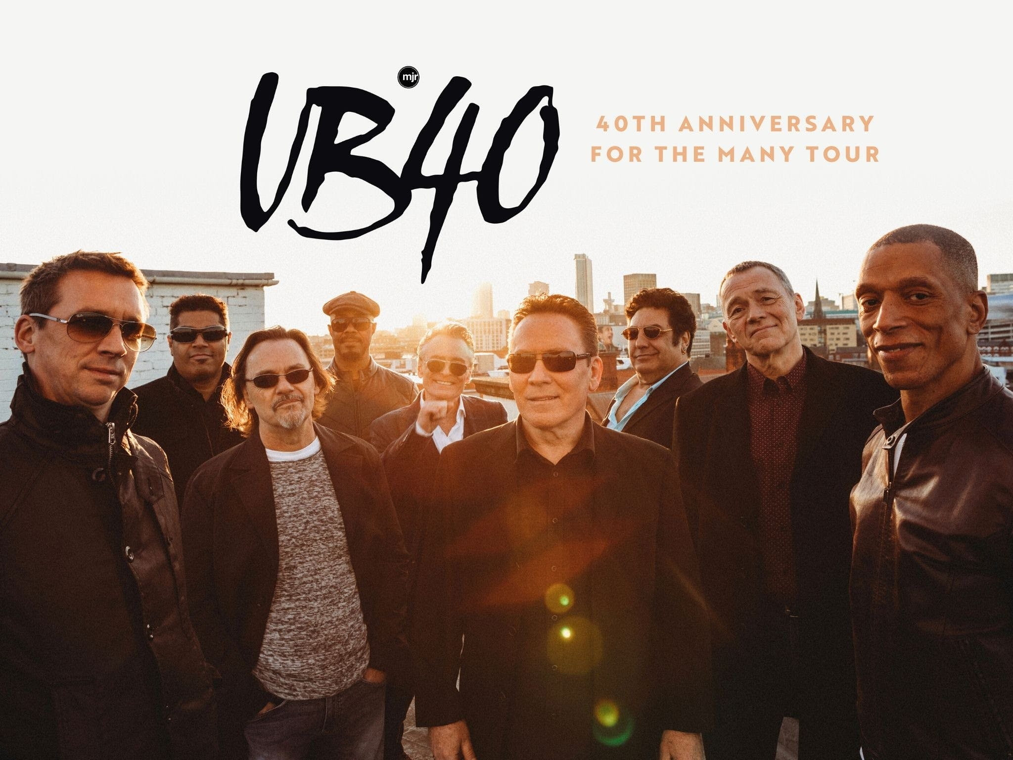 UB40 40th Anniversary Tour - Pubs Sydney