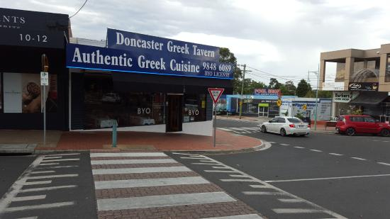 Doncaster Greek Tavern - Pubs Sydney