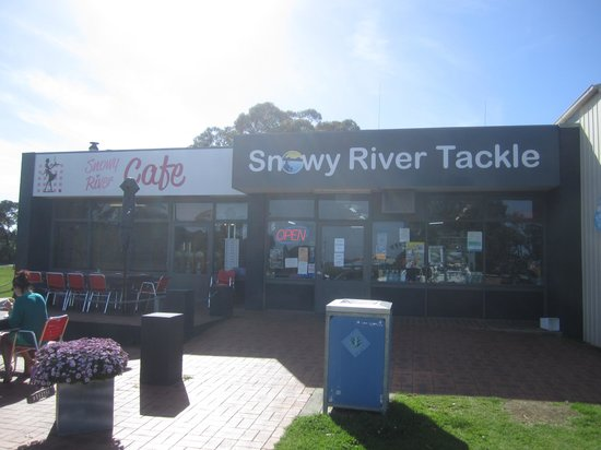 Snowy River Cafe - Pubs Sydney