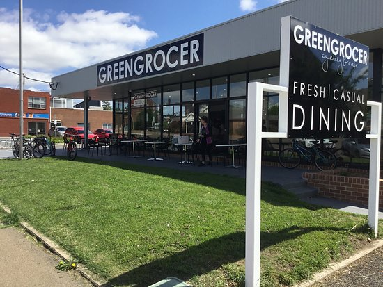 Greengrocer Cafe - Pubs Sydney