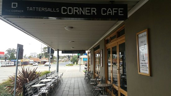 The Corner Cafe -Tatts Pub - Pubs Sydney