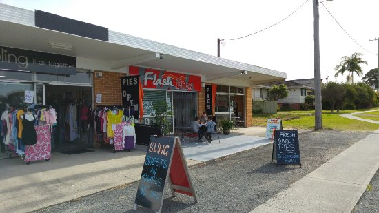 Flash Pies - Pubs Sydney