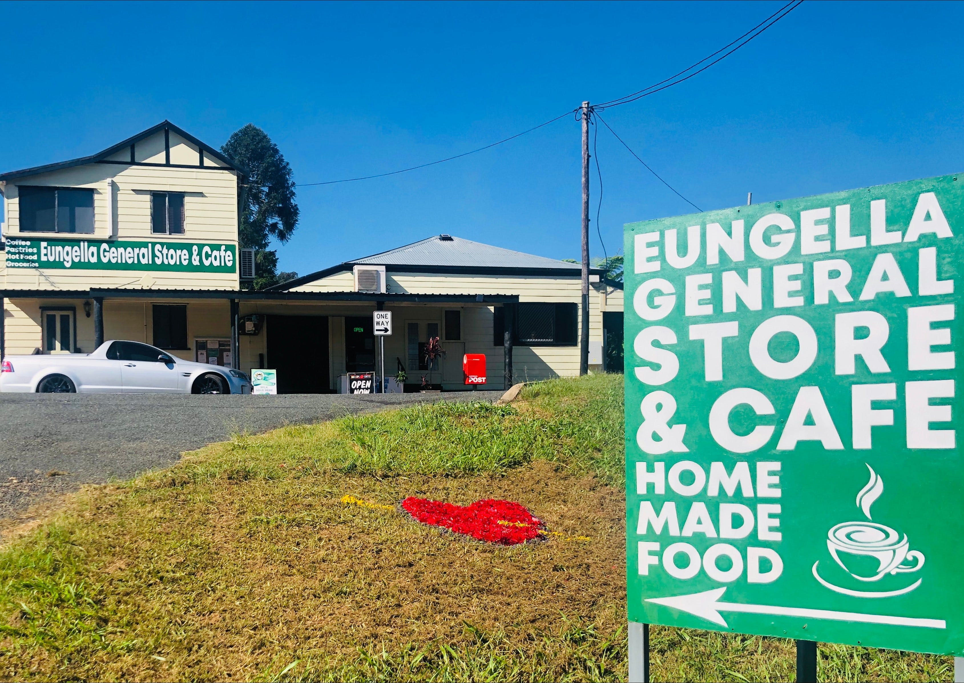 Eungella General Store and Cafe - Pubs Sydney