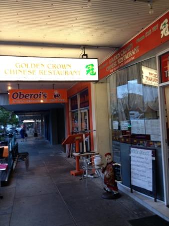 Golden Crown Chinese Restaurant - Pubs Sydney
