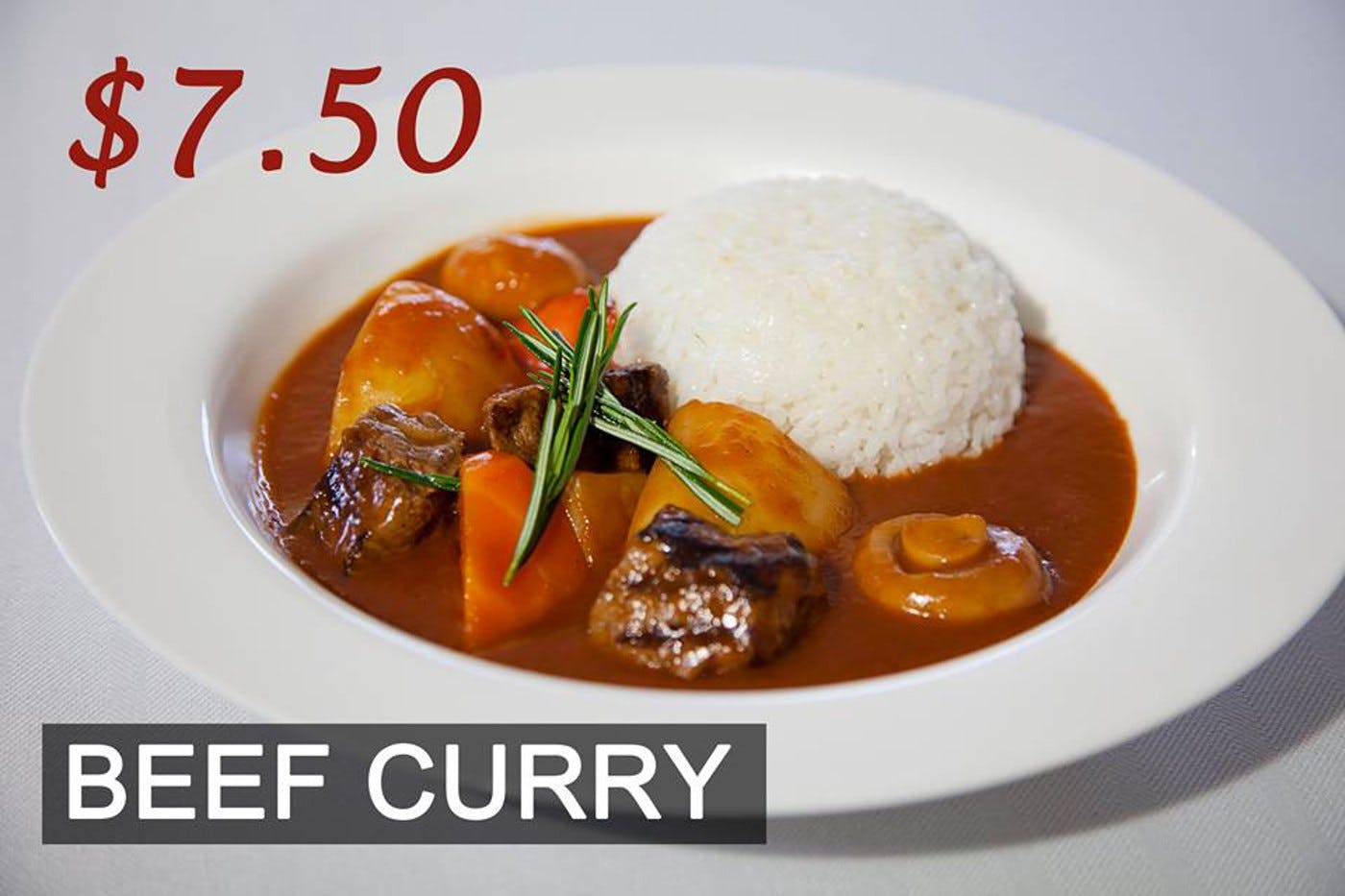 Mr Curry - Toowong - Pubs Sydney