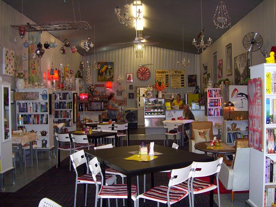 Noelene's Book Cafe - Pubs Sydney