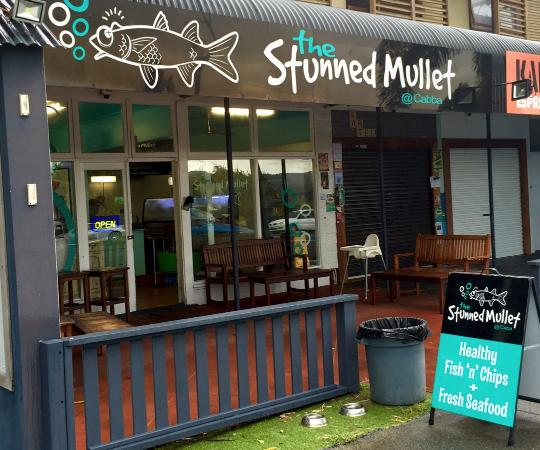 The Stunned Mullet - Pubs Sydney