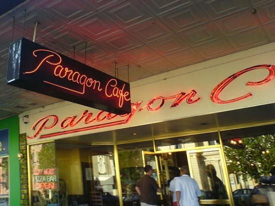 Paragon Cafe - Pubs Sydney