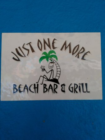 Just One More Beach Bar  Grill - Pubs Sydney