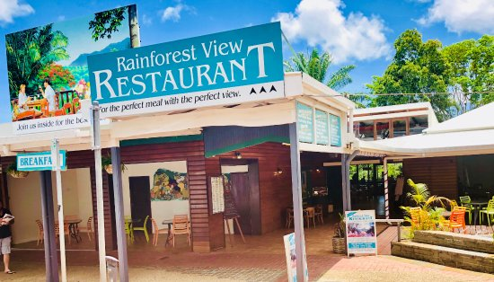Kuranda Rainforest View Restaurant - Pubs Sydney