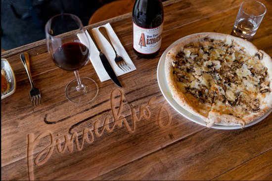 Pinocchios Wine & Pizza Bar - Pubs Sydney