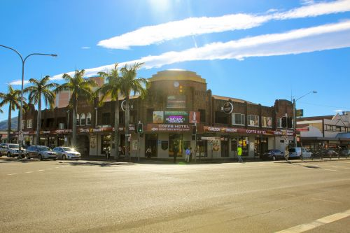 The Coffs Hotel - Pubs Sydney