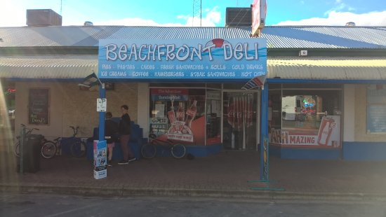 Beachfront Deli - Pubs Sydney