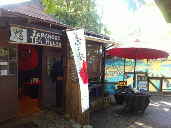 Japanese Tea House - Pubs Sydney