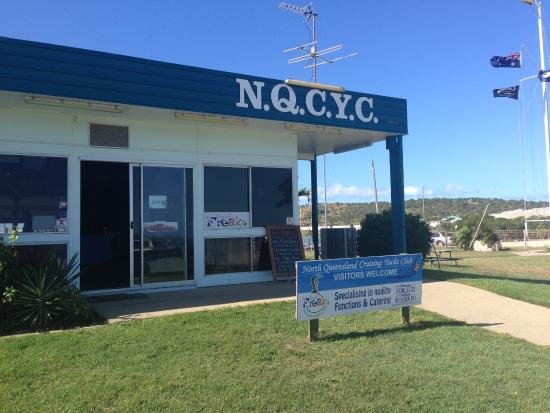 North Queensland Cruising Yacht Club - Pubs Sydney