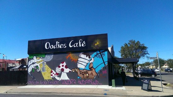 Oodies Cafe - Pubs Sydney