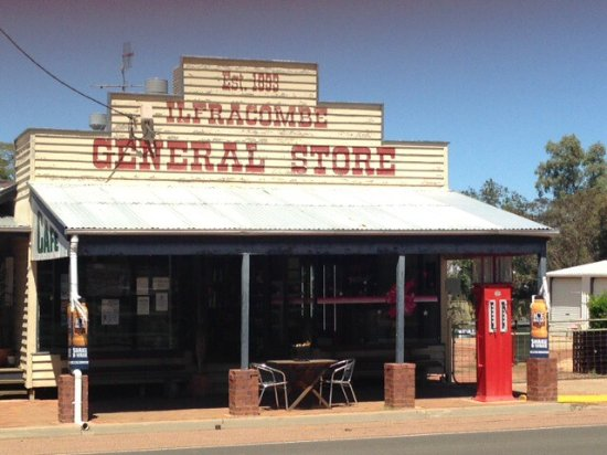 Ilfracombe General Store  Cafe - Pubs Sydney