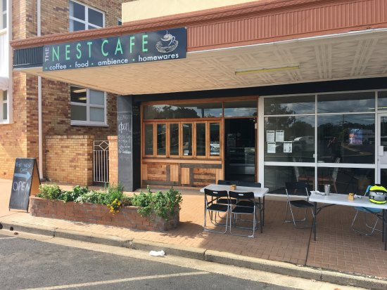 The Nest Cafe Crows Nest - Pubs Sydney